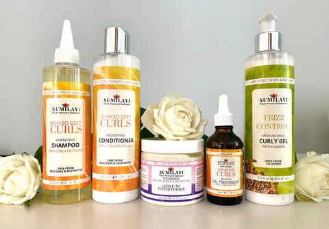 Sumilayi Care & Style Kit