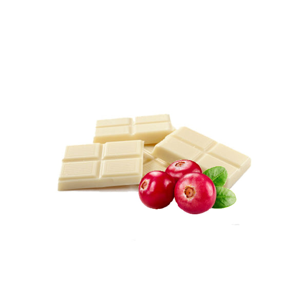 White Chocolate Cranberry