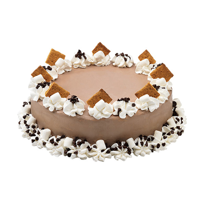 Gimme S'More Cake