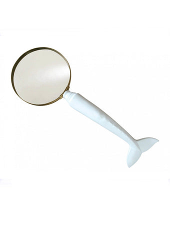 Whale Tail Magnifying Glass - Falling For Willow