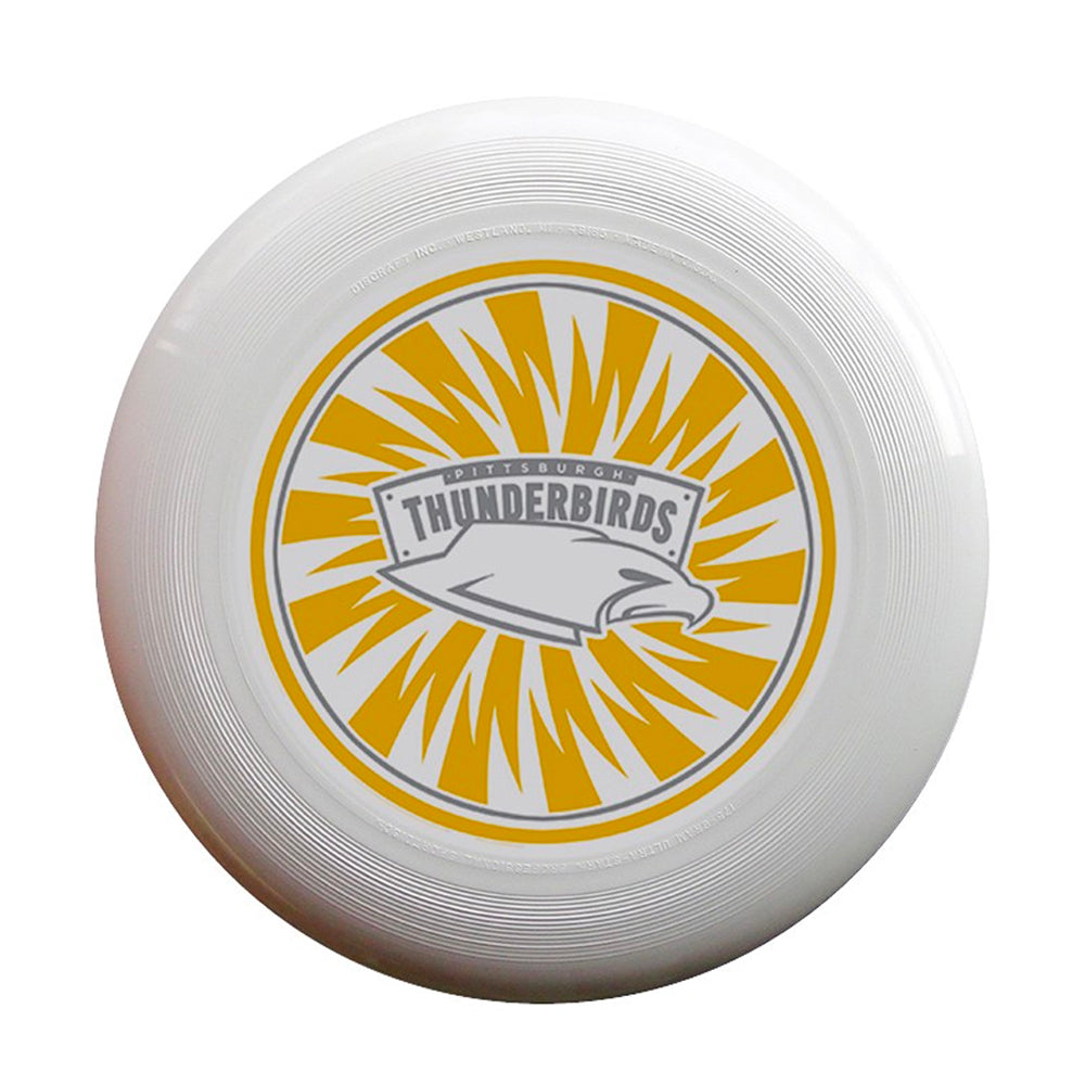Outline Thunderbird Disc