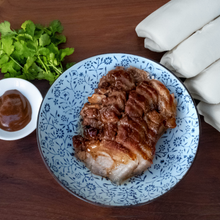 Load image into Gallery viewer, Char Siu Bun Kit - Frozen Easy to Heat (Makes 4 Buns)