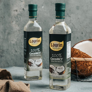 Laurin CocoMCT (500mL) ㅤㅤㅤ