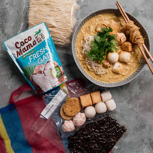 Laksa Kit - Frozen Easy to Cook (Serves 2-3)