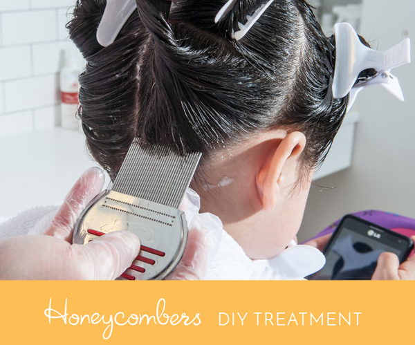 DIY Lice Treatment