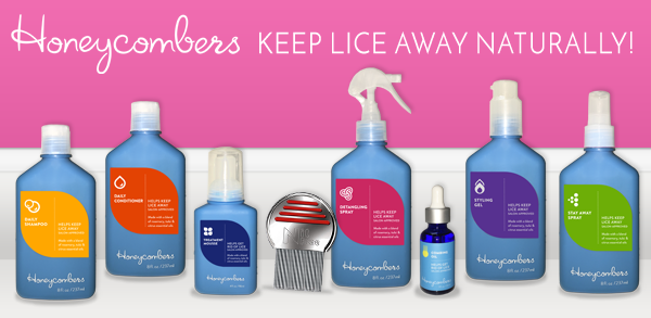 Keep lice away naturally!