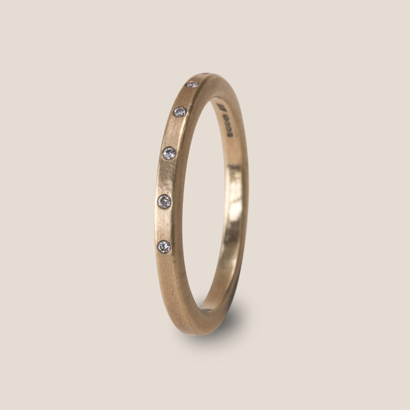 Celestial Ring - Yellow Gold