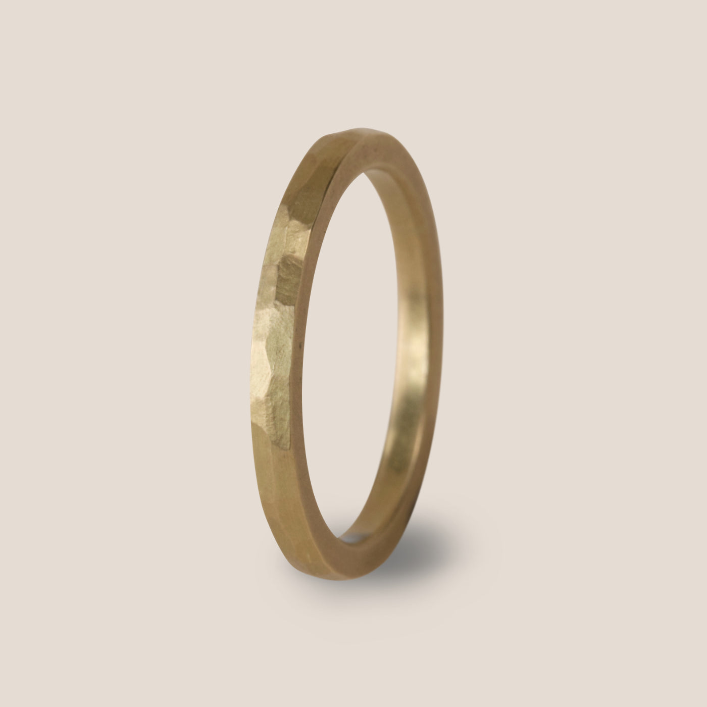 Terra Ring - Yellow Gold