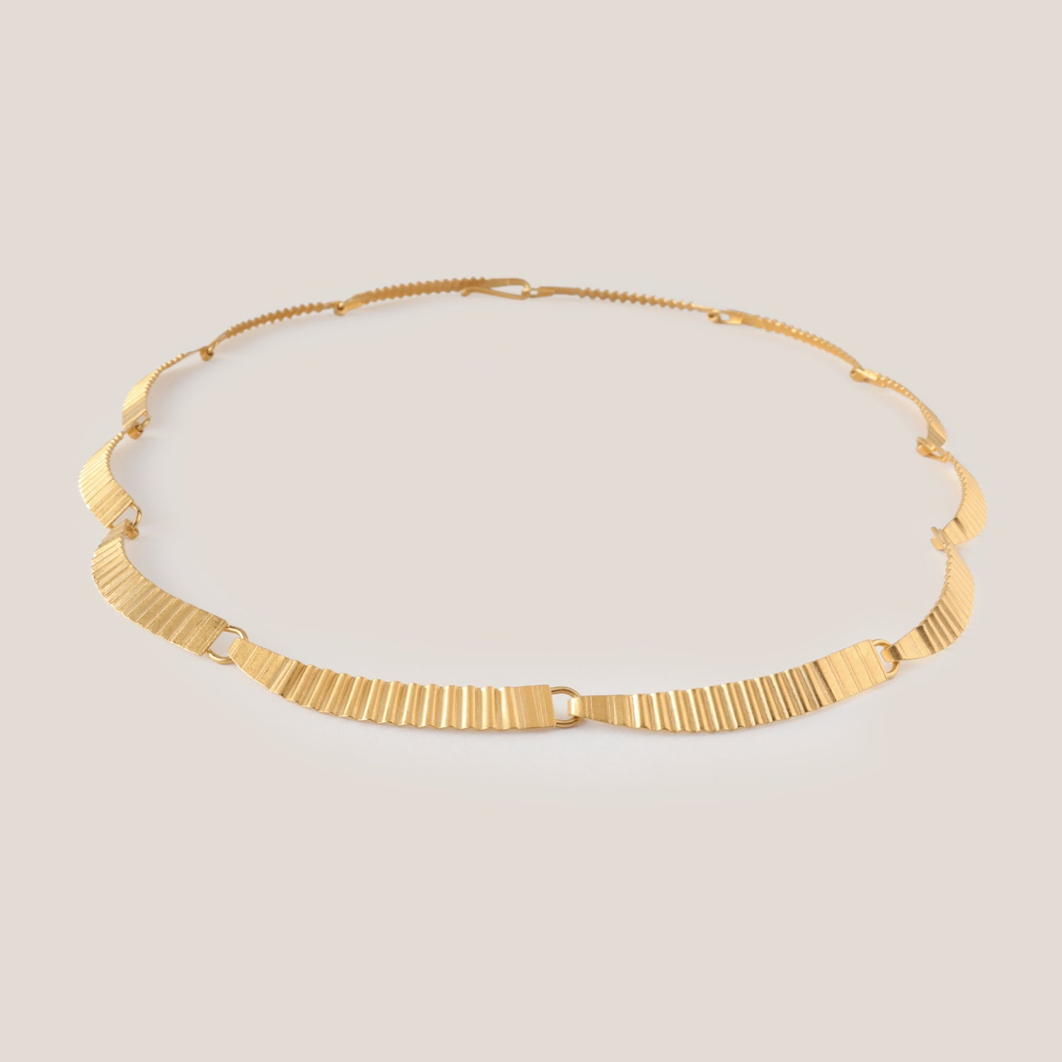 Kyoto Necklace - Gold Plated