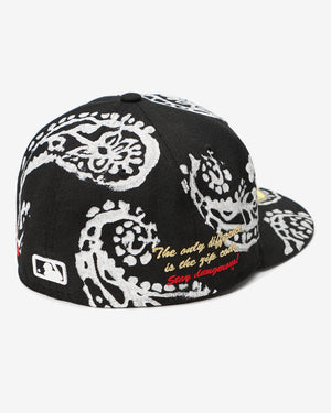 (BLACK) WCKDTHGHTS / NEW ERA PAISLEY FITTED'S