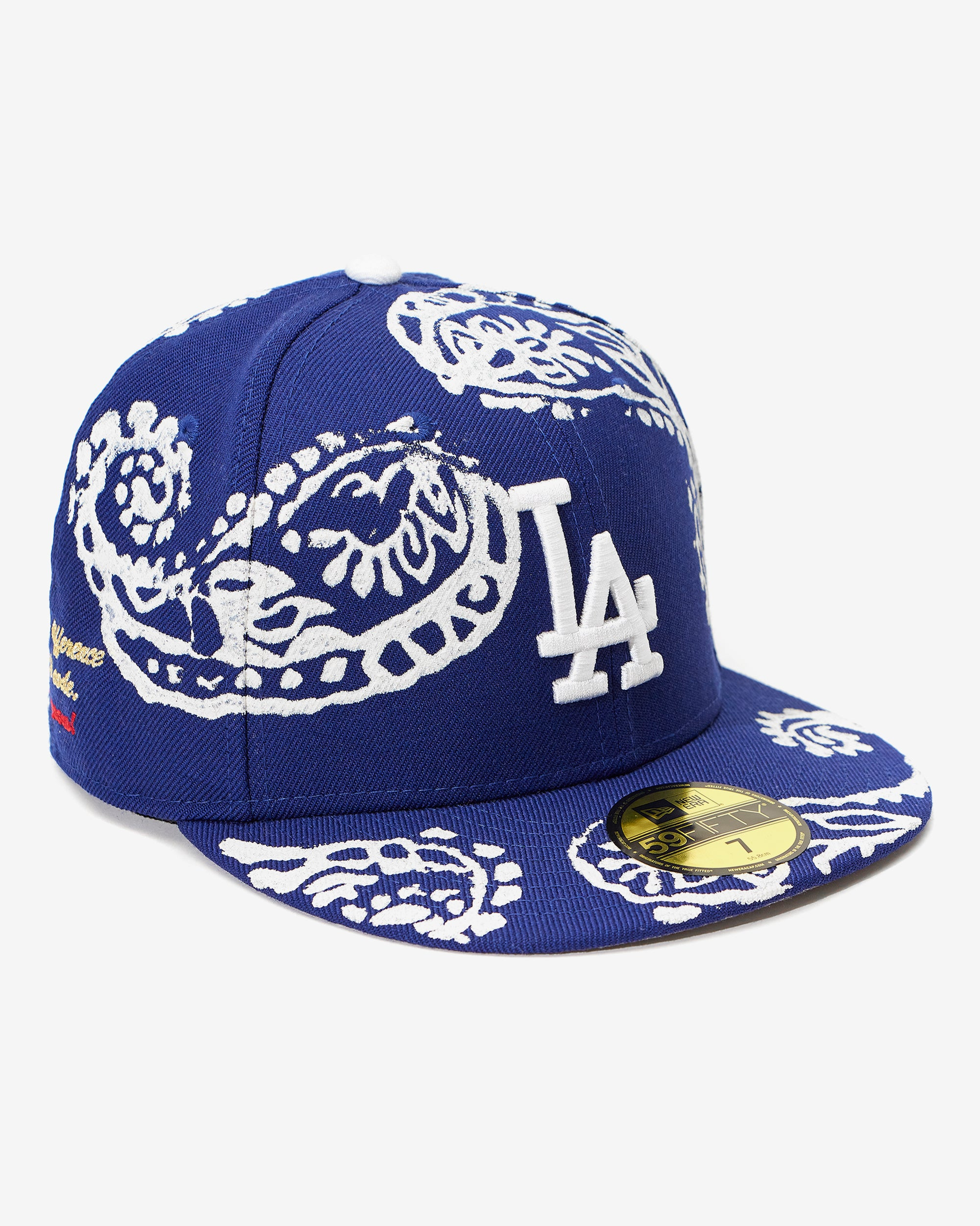 (BLUE) WCKDTHGHTS / NEW ERA PAISLEY FITTED'S