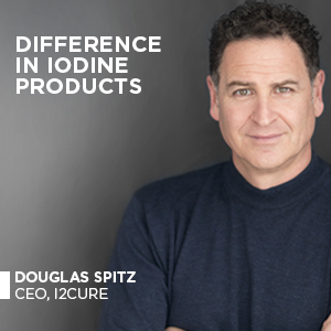 I2Cure Iodine BioShield-Difference in Iodine Products I2Cure I2Pure