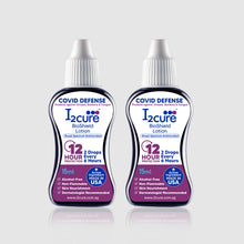 Load image into Gallery viewer, I2Cure BioShield Lotion (15mL) Pack of 2