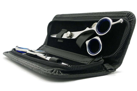 Zip Up Scissor Case