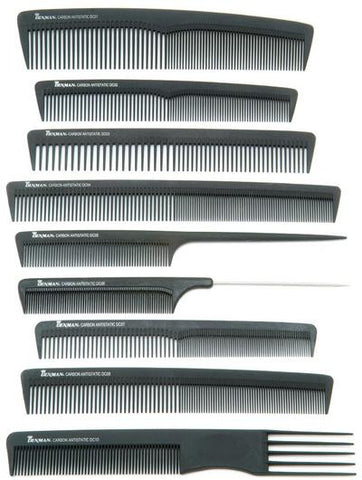 Carbon Antistatic Combs