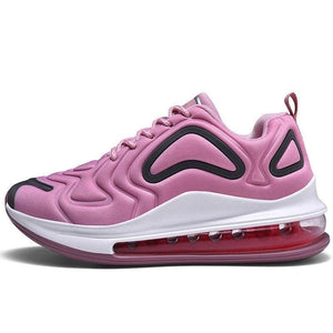 Breathable shoes for men and women - pink / 5.5 - boost