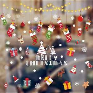 Christmas wall stickers - no.10 - decoration