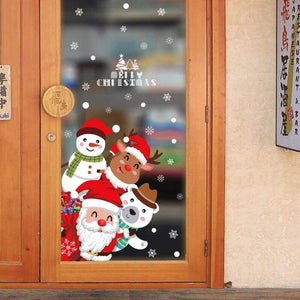 Christmas wall stickers - no.11 - decoration