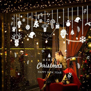Christmas wall stickers - no.15 - decoration