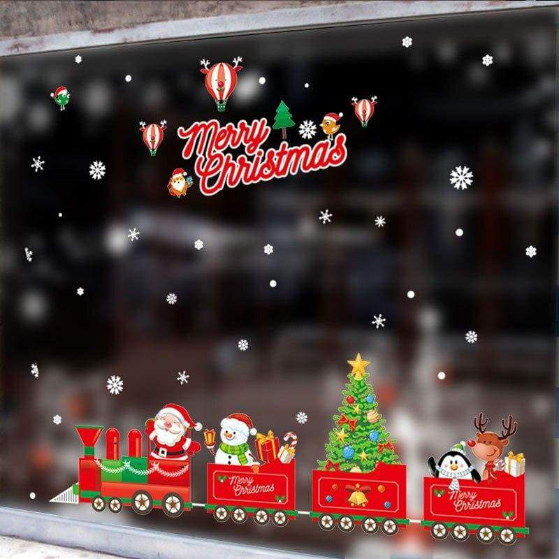 Christmas wall stickers - no.18 - decoration