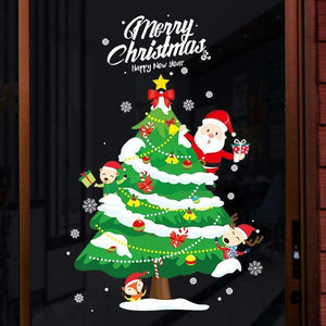Christmas wall stickers - no.22 - decoration