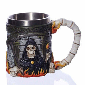 Creative skull mug just for you - m1 / 450ml(fulled) - mugs