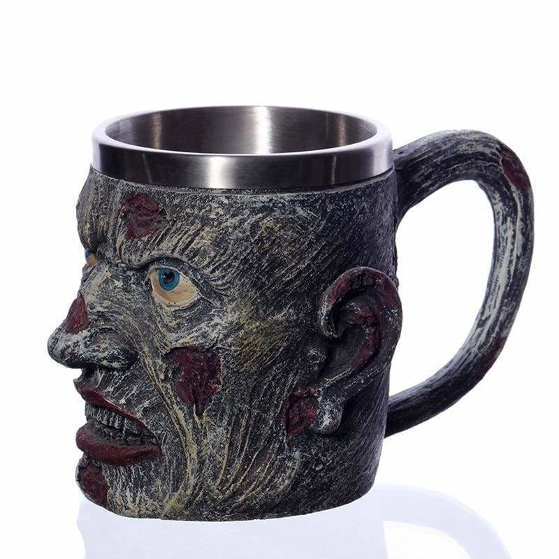 Creative skull mug just for you - m2 / 450ml(fulled) - mugs
