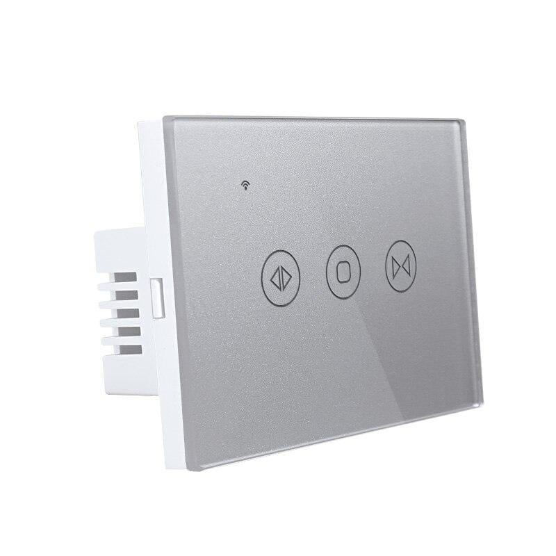 Curtain controller smart switch - gray / 433.92mhz -