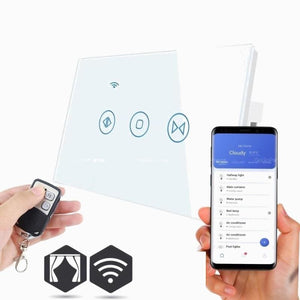 Curtain controller smart switch - switches