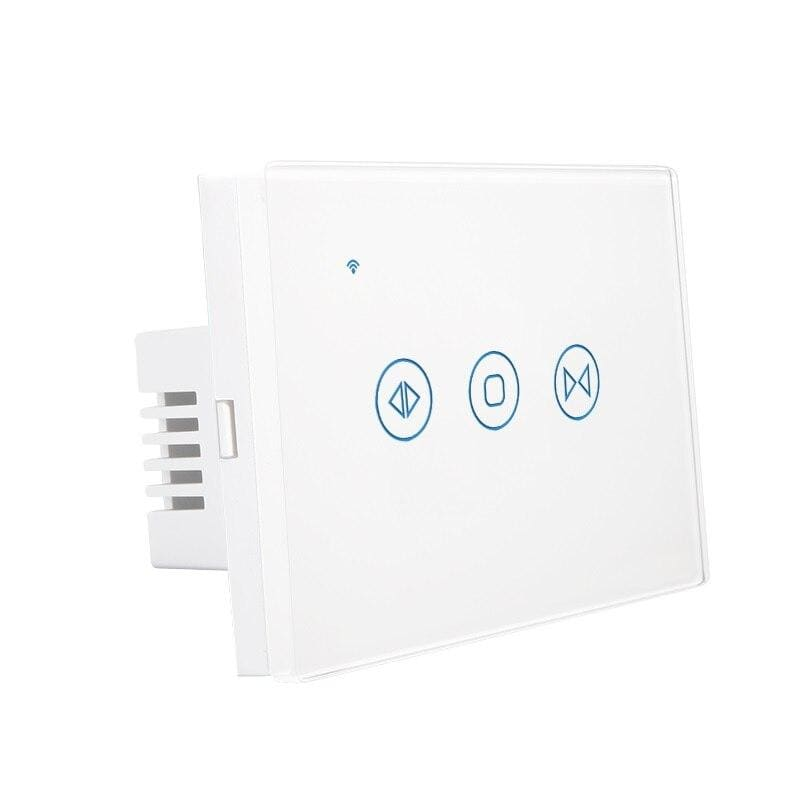 Curtain controller smart switch - white / 433.92mhz -