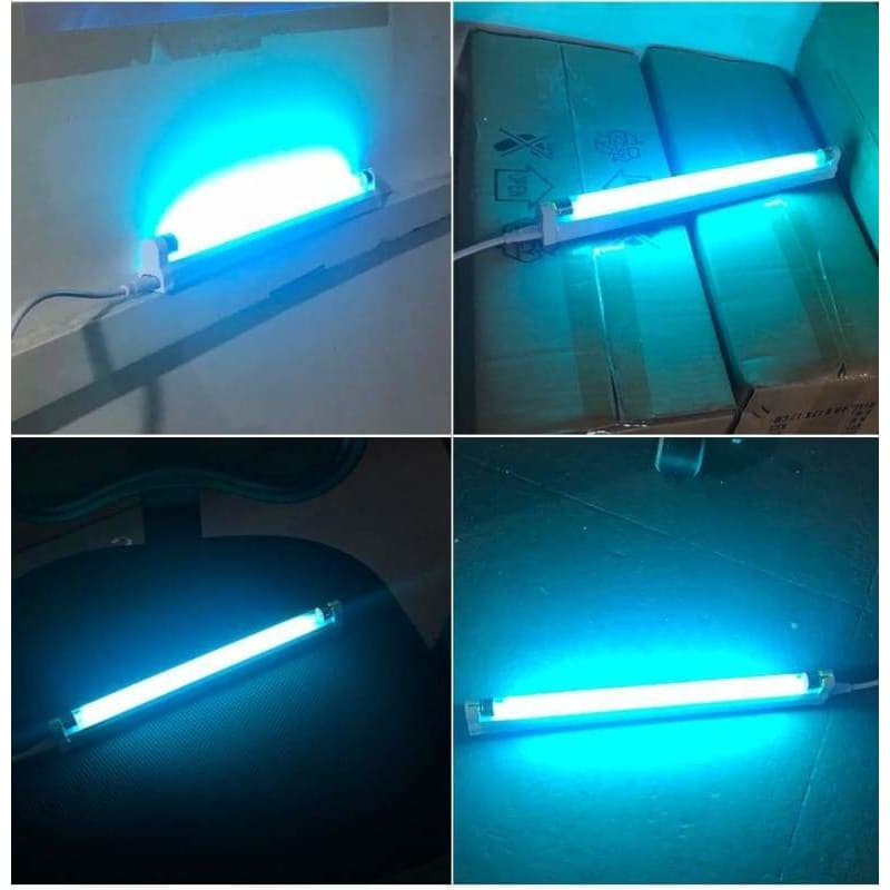 Deodor tube lamp for bedroom - 6w with us plug - uv lamps