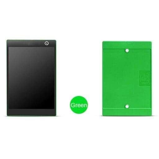 Digital writing and drawing notepad - green - smart gadgets