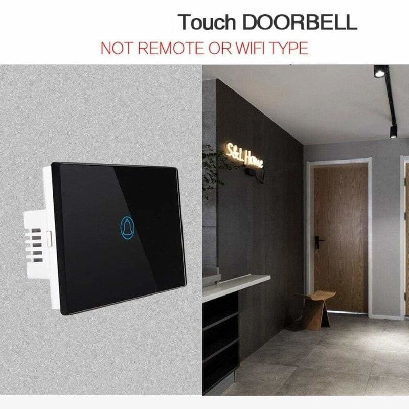 Door bell switch - smart switches