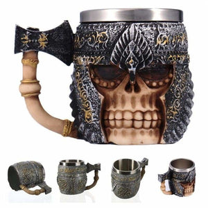 Dragon mug just for you - axe knight - mugs