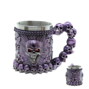 Dragon mug just for you - blue monster - mugs