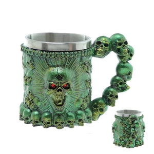 Dragon mug just for you - green monster - mugs