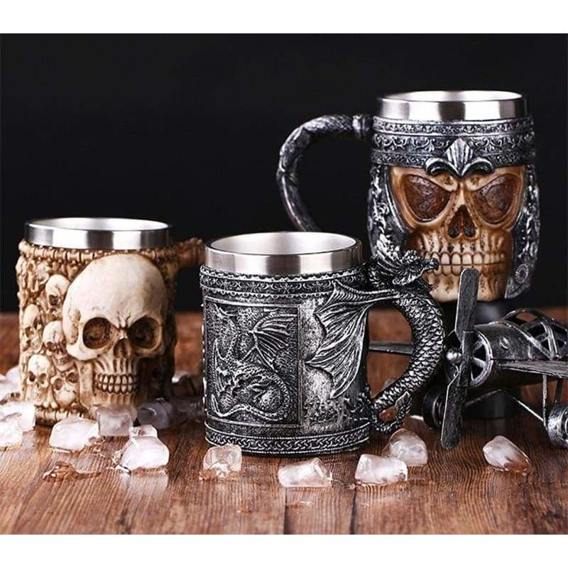 Dragon mug just for you - mugs