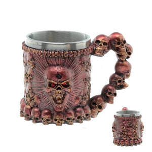 Dragon mug just for you - red monster - mugs