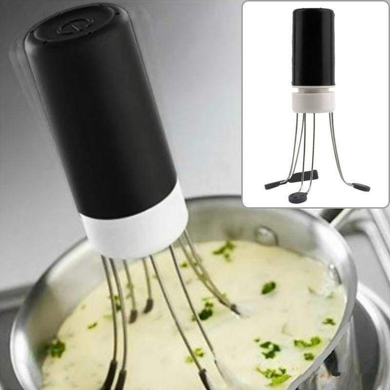 Egg beater automatic - black - home kitchen appliances