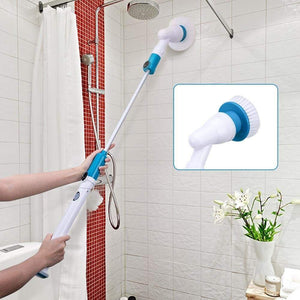 Electric cleaning brush just for you - eu plug - smart home