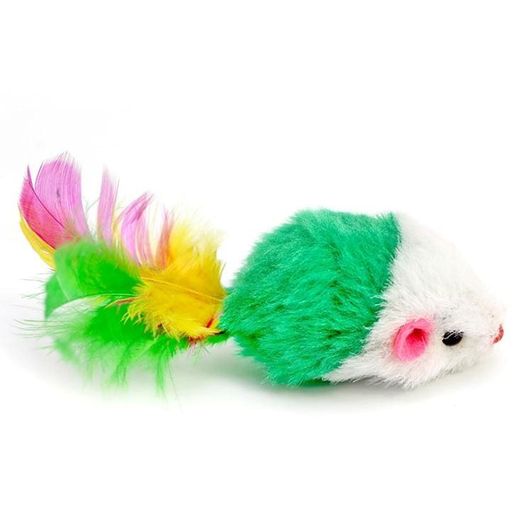 Electric rotating cat toy - mouse - cat toys