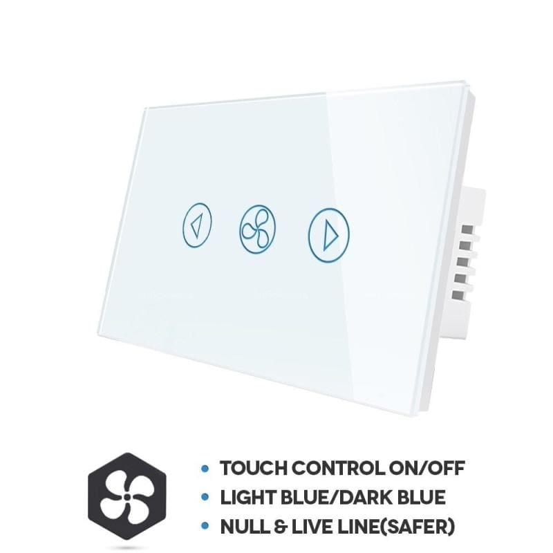 Fan speed control switch - smart switches