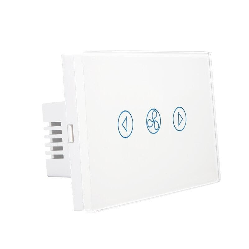 Fan speed control switch - white - smart switches