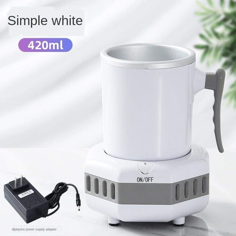 Fast cooling cup - white / us - smart gadgets