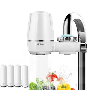 Faucet water filter - white - home kitchen appliances