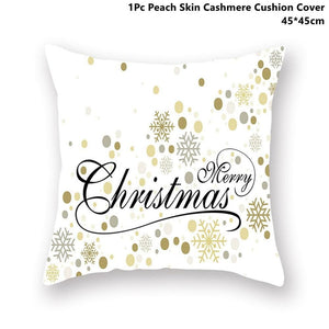Gold black pillowcase - xmas 30 - 200223143 fast shipping