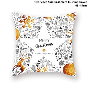 Gold black pillowcase - xmas 36 - 200223143 fast shipping