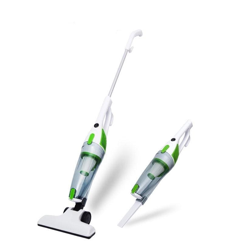 Handheld vacuum cleaner - green - home cleaning