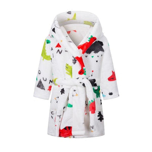 Kids rainbow bathrobe - baby&toddler clothing