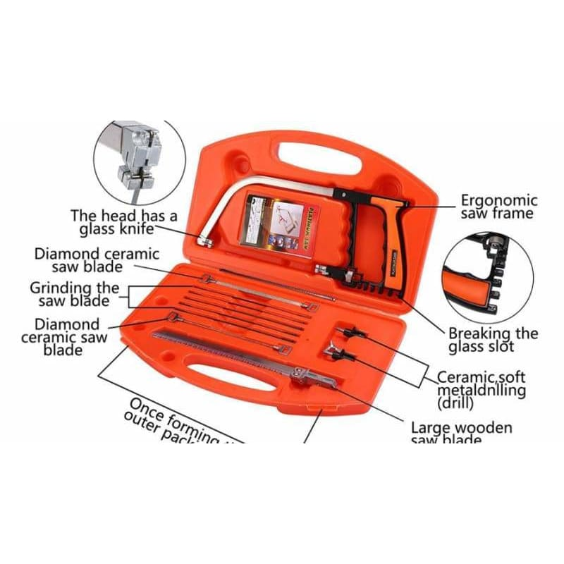 Magic multifunction saw - hand tool sets